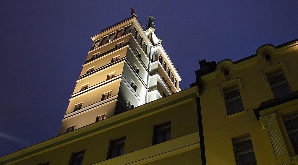 Hotelli Torni
