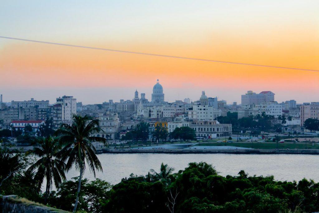 Havannan auringonlasku © Jaume Escofet
