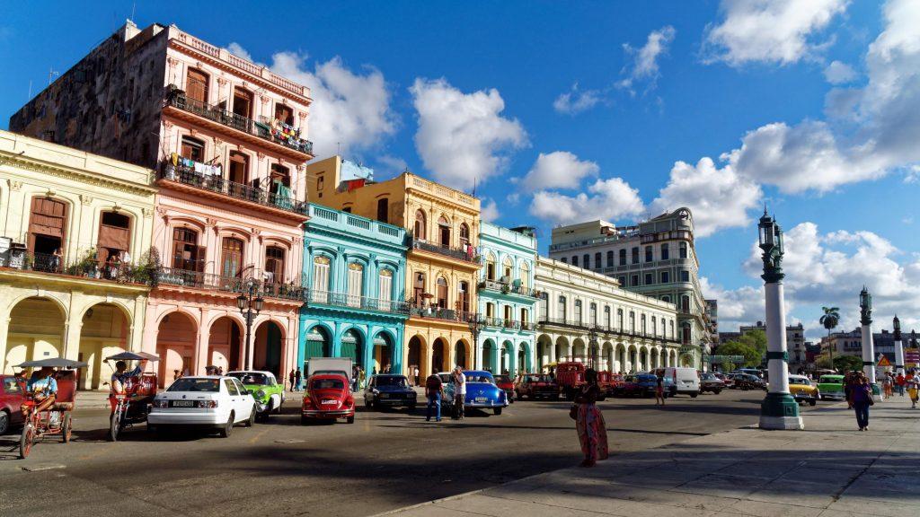 Havannan värikkäät kadut. © Miguel Discart
